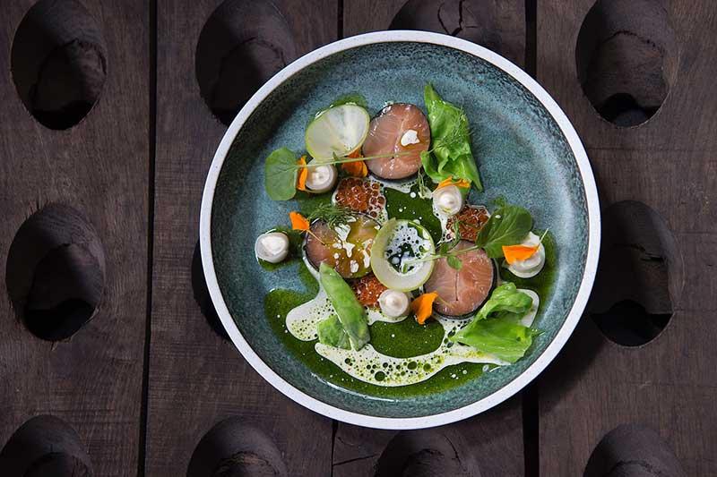 Cru restaurant i Oslo